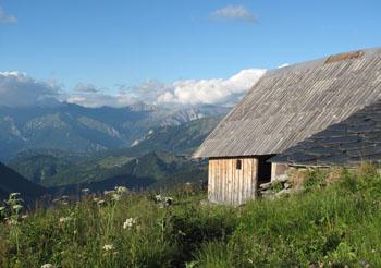 La Vallée des Arves