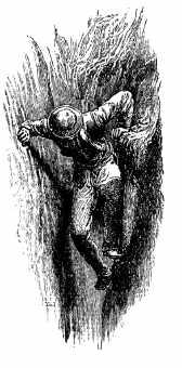 escalade : un dessin de Whymper